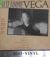 Suzanne Vega - Suzanne Vega Vinyl Record LP AMA5072 w/lyric innersleeve Ex+ Con