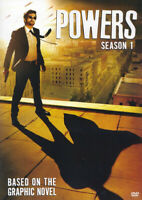 Powers - Season 1 New DVD