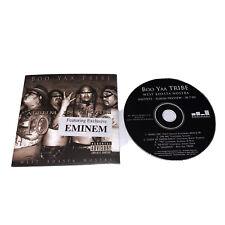 NEW! Boo Yah Tribe Mack 10 EMINEM Cypress Hill PROMO CD Sampler 6 Tracks SEALED!