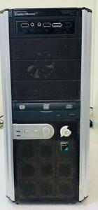 Refurbished Tower. AMD Athlon II X2 250 3.0GHz. 4GB RAM. 500 GB HDD Win 10 Pro