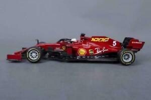 Bburago 1:18 2020 Ferrari Racing SF1000 Tuscan GP #5 Sebastian Vettel 18-16808SV