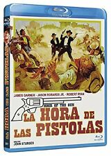 Hour of the Gun - 1967 The Law and Tombstone - Jason Robards, Robert New Blu-Ray