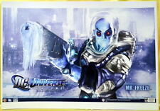 DC Universe Online - MR. FREEZE Print DC Batman