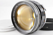【Excellent+】CANON 50mm F0.95 Dream Lens For 7 Leica L Mount +METAL HOOD CAP JP