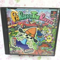 USED PS1 PS PlayStation 1 Rapper 80023 JAPAN IMPORT