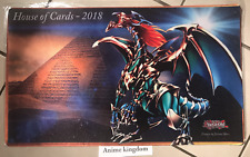 USA Seller Custom Anime Playmat Mat Large Mouse Pad Chaos Emperor Dragon #669