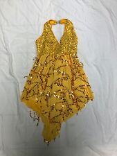 New listing Curtain Costume Womens 4-6 Skating Dress Euc