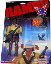 RAMBO - 1985/86 - The Force of Freedom - Turbo Mint on Sealed Card MOSC NEW!!