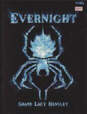 Savage Worlds Evernight Setting HC  OOP  NEW  #10001  Pinnacle  Dark Fantasy