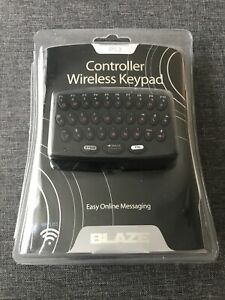 Blaze Controller Wireless Keypad For Sony PlayStation 3 PS3 - Brand New