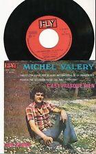 MICHEL VALERY 45 TOURS BELGIQUE LIFE STORY (EDITH PIAF JEAN SABLON STUDI0 KATTY)