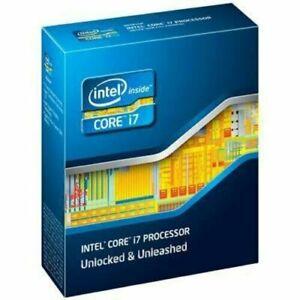 Intel Core i7-3820 Quad-Core Processor 3.6 GHz 10 MB Cache LGA 2011 - BX80619I73