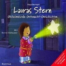 LAURAS STERN: GEHEIMNISVOLLE GUTENACHT-GESCHICHTEN CD