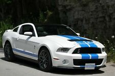 Ford: Mustang GT500