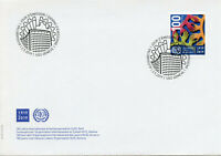 Switzerland 2019 FDC CTO Labour Organization Geneva ILO OIT 1v Set Cover Stamps
