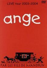 """DVD MUSICAL DU GROUPE ANGE """" PAR LES FILS DE MANDRIN"""", 17 TITRES, COMME NEUF!"""