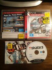 Skate 3 Sony Playstation 3 Game PS3 skating free post ea sports RARE see store