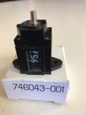 743043-001 Veeder-Root Counter, 3 digit, Mechanical, Ratchet Drive, No Reset