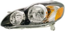 FITS 2005-2008 TOYOTA COROLLA DRIVER LEFT FRONT HEADLIGHTS LAMP ASSEMBLY