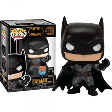 Caja Protectora + 40559 FUNKO POP! Batman 80th - Batman Maldito - EDICIÓN ESP...