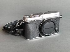 Fujifilm X-E3 Mirrorless 24.3MP 4K Digital Camera - Silver (Body only)