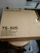 Kenwood TS-50S Used with Box TS-50 S