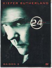 24 HEURES CHRONO  -  Intégrale saison 3 - Coffret Digipack 7 DVD