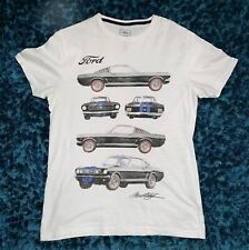 Ford Mustang T Shirt Size Medium M