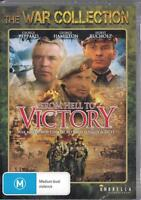 FROM HELL TO VICTORY - GEORGE PEPPARD & GEORGE HAMILTON - NEW & SEALED R4 DVD