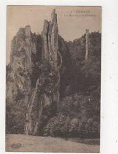 Chaleux Les Aiguilles & La Chandelle Belgium 1927 Postcard 891a
