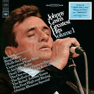"JOHNNY CASH - JOHNNY CASH""S GREATEST HITS - LP Stereo VINYL NEW (2020) ALBUM"