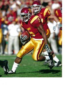 8x10 photo football Reggie Bush, USC Trojans