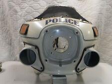 Harley FXRP fairing + passing lamp pods + turn signals FXR Police FXRD EPS23187