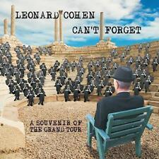 Leonard Cohen - Cant Forget  A Souvenir of the Grand Tour  CD  NEU  (2015)