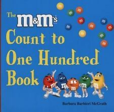 The M&M's Brand Count to One Hundred Book-ExLibrary
