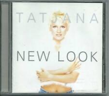 TATJANA SIMIC  New Look CD ALBUM w poster stock aitken waterman  pwl