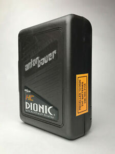 RE-CELLED Anton Bauer Dionic HC Gold Mount Battery - 1 Year Warranty