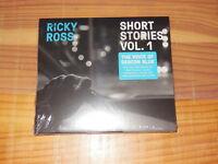 RICKY ROSS - SHORT STORIES VOL. 1 / DIGIPACK-CD 2017 OVP! SEALED!