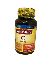 Nature Made Vitamin C 100Tablets 1000mg, IMMUNE SUPPORT