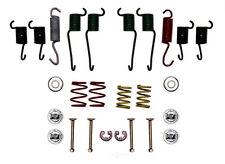 Drum Brake Hardware Kit Rear ACDelco Pro Brakes 18K594
