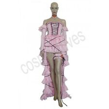Chobits Chii Pink Dress Cosplay Costume Custom Made