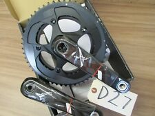 NOS SRAM FORCE 22 CARBON 11 speed for GXP BB  53 x 39 CHAINSET 170mm BLACK (D27)