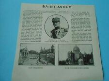 Saint Avold Metz 1923 Image Print