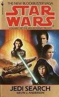 Jedi Search (Star Wars: The Jedi Academy Trilogy, Vol. 1) by Kevin J. Anderson