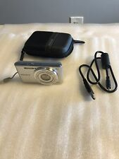 Sony Cybershot DSC-W830 20.1MP Digital  Camera  - Silver excellent condition