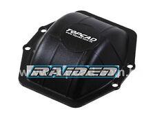 Axial Wraith 90018 90020 90031 90045 Alloy Aluminum Protector Diff Cover BLACK