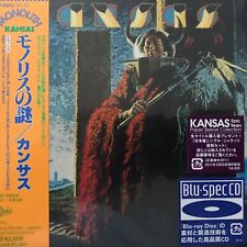 Monolith by Kansas (Blu-spec CD),2011, Sony Music / EICP-20078