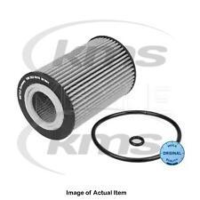 New Genuine MEYLE Engine Oil Filter 100 322 0019 Top German Quality