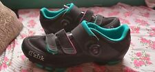 Fi'zi:k fizik m6 'women's' mtb shoe 42 VGC 2 bolt cleat Boa