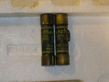 (LOT OF3)Monarch 60A 250v one time fuses.